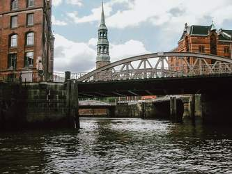 JUL 2003: Hamburg