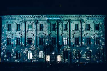 OKT 2010: Festival of Lights, Bebelplatz, Mitte