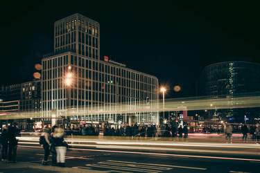 OKT 2011: Festival of Lights, Mitte, Potsdamer Platz