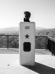 FEB 2017: James Dean, Griffith-Observatorium, Los Angeles