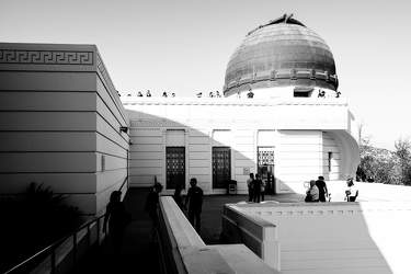 FEB 2017: Griffith-Observatorium, Los Angeles