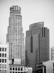 FEB 2017: US Bank Tower, Downtown Los Angeles, Los Angeles