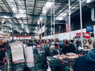 FEB 2017: Costco, Los Angeles