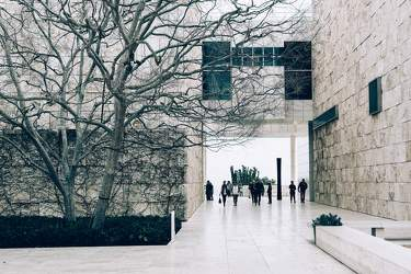 FEB 2017: Getty Museum, Los Angeles
